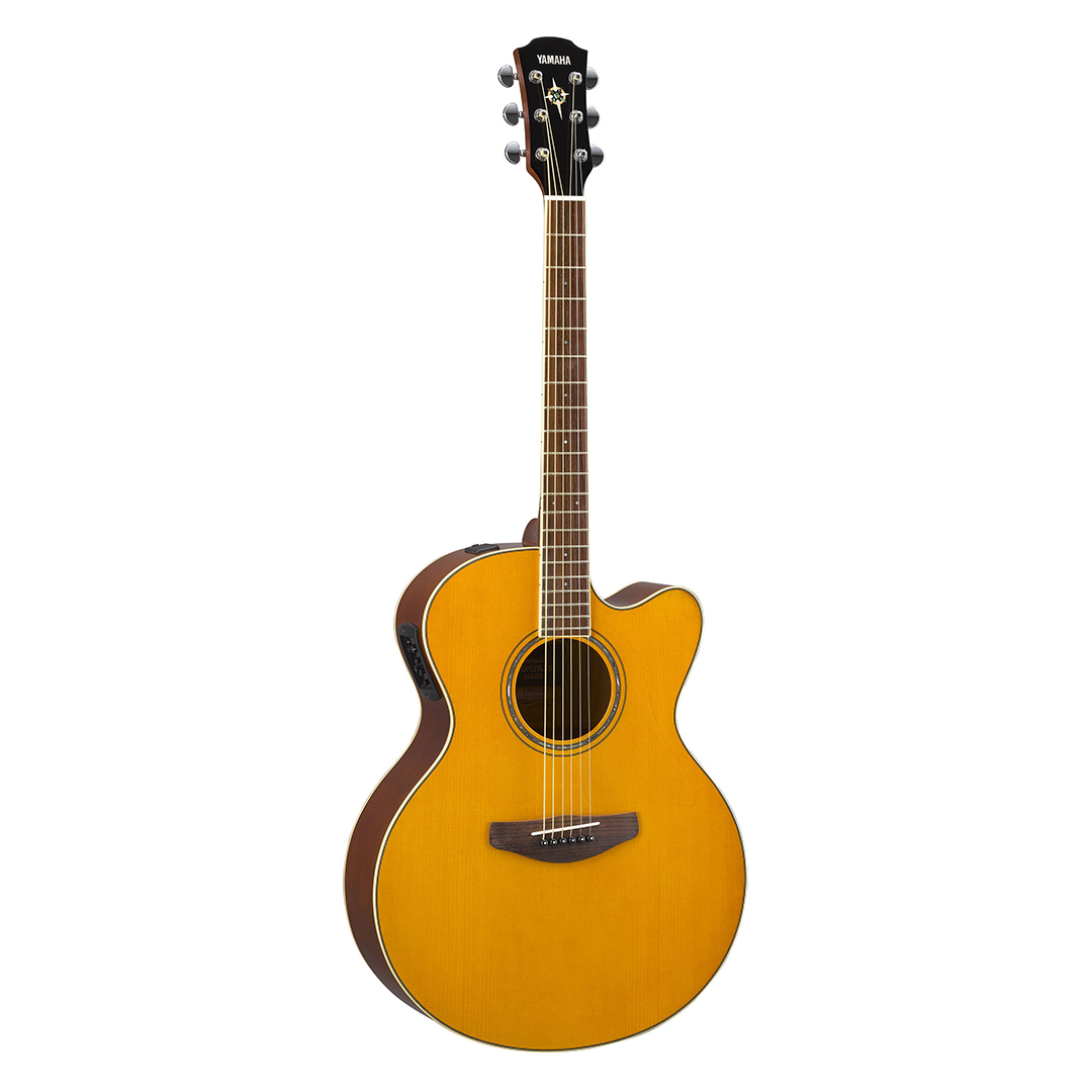 Yamaha Acoustic Guitar CPX600 (Trung cấp)
