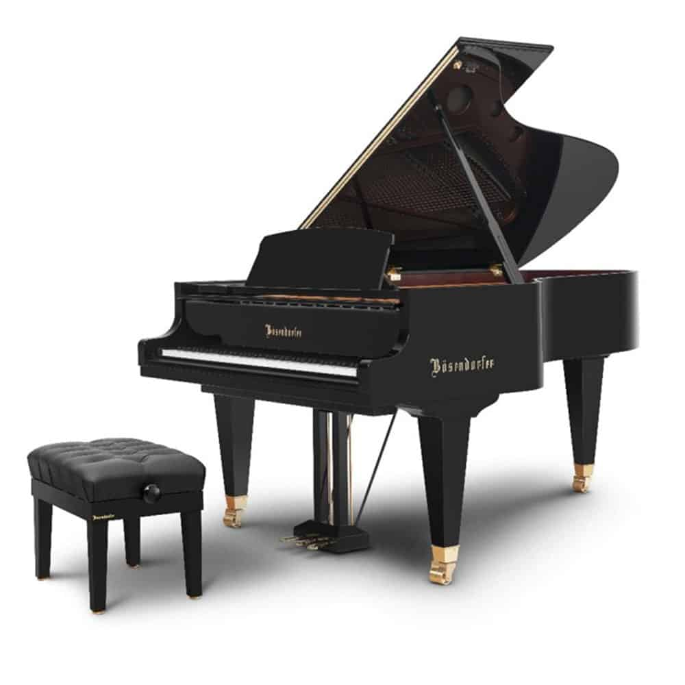 Bösendorfer Grand 214VC (Professional level)