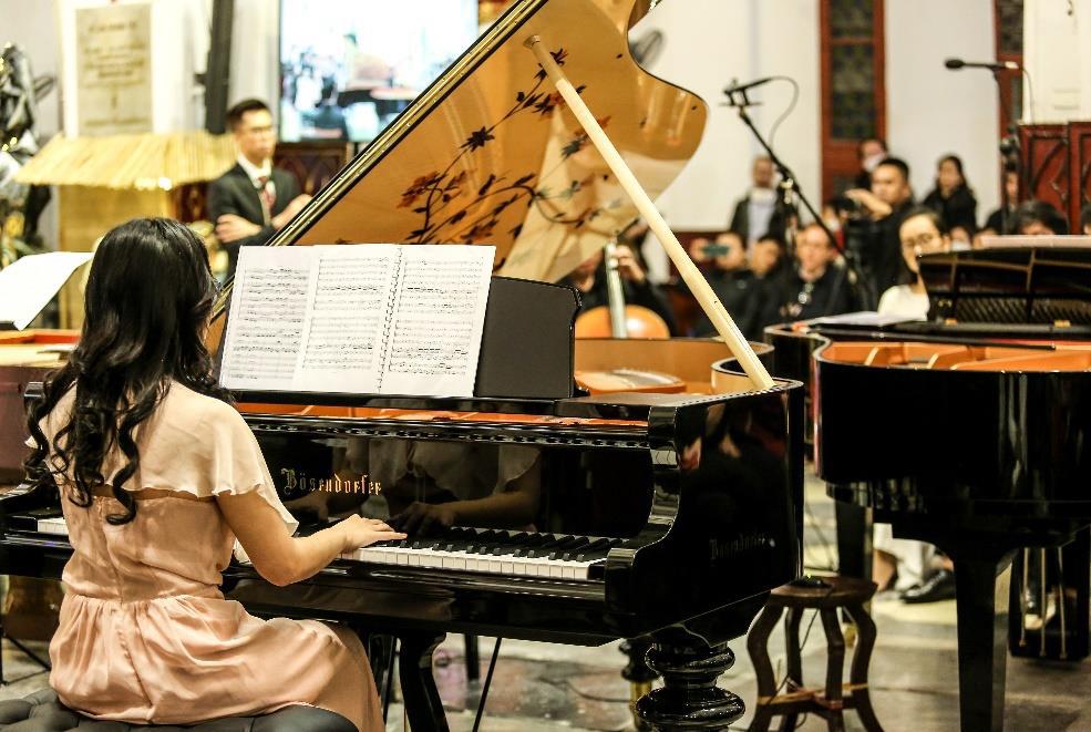 Hơi Ấm Đêm Đông Cùng Maestoso Christmas Concert 2020